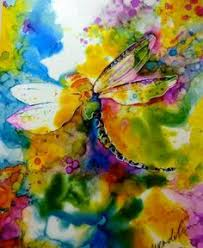 The September Crafty: Tile Painting with Alcohol Inks @ Town of Indian Lake Public Library | Indian Lake | New York | United States