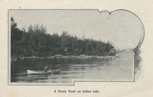 Indian Lake History in the Adirondack Experience Library @ Town of Indian Lake Public Library | Indian Lake | New York | United States