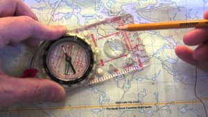 DEC Compass & Map Class @ Indian Lake Library
