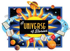 Summer Reading - Our Solar System @ Indian Lake Library