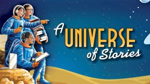 Summer Reading - All About Astronauts @ Indian Lake Library