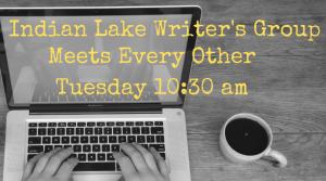 Indian Lake Writer's Group @ Indian Lake Public Library